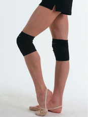 Knitted kneepads SOLO NK50 black.jpg