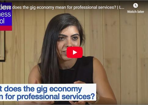 Executives & the Gig Economy