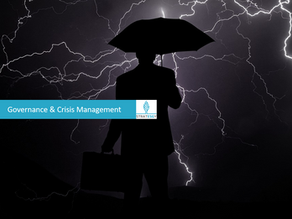 Governance and Crisis Management
