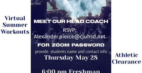 Zoom Meeting Thurs May 28