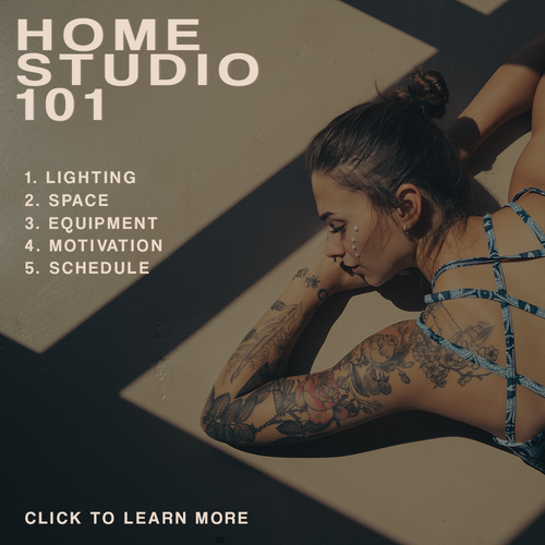 Setting Up Your Home Studio