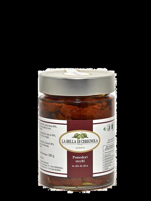 POMODORI SECCHI in olio d'oliva