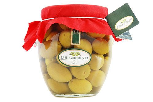 "OLIVE VERDI ""DOP LA BELLA DELLA DAUNIA varietà BELLA DI CERIGNOLA"" 1700"