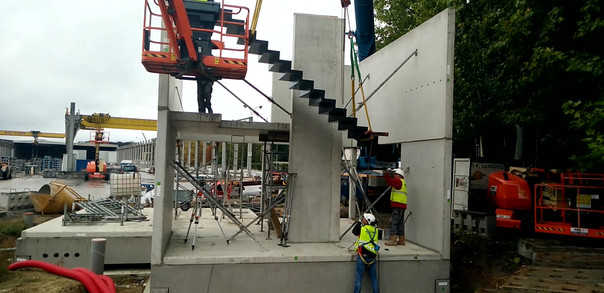 UHPIPC staircase