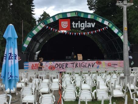 Vabljeni 29.6.2017ob 11.00 na oder Triglav v Mariborski mestni park, kjer se bodo v sklopu Festival