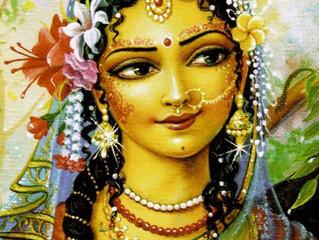 Sláva Šrímatí Rádhiky