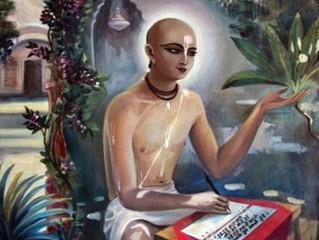 Džíva Goswámípad – Guru je Vaišnava a Vaišnava je Guru