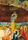 Šrí Bhagavat Saptáh – Den třetí - Večer