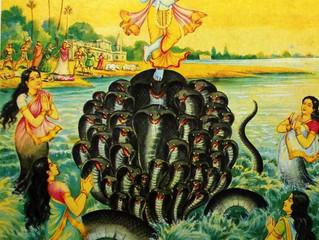 Šrí Bhagavat Saptah – Kalija Lílá Katha – Den druhý – 1/3