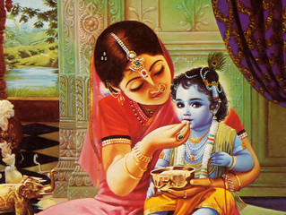 Šrí Bhagavat Saptah – Den první - 2/2 – Krišnovo  dětství