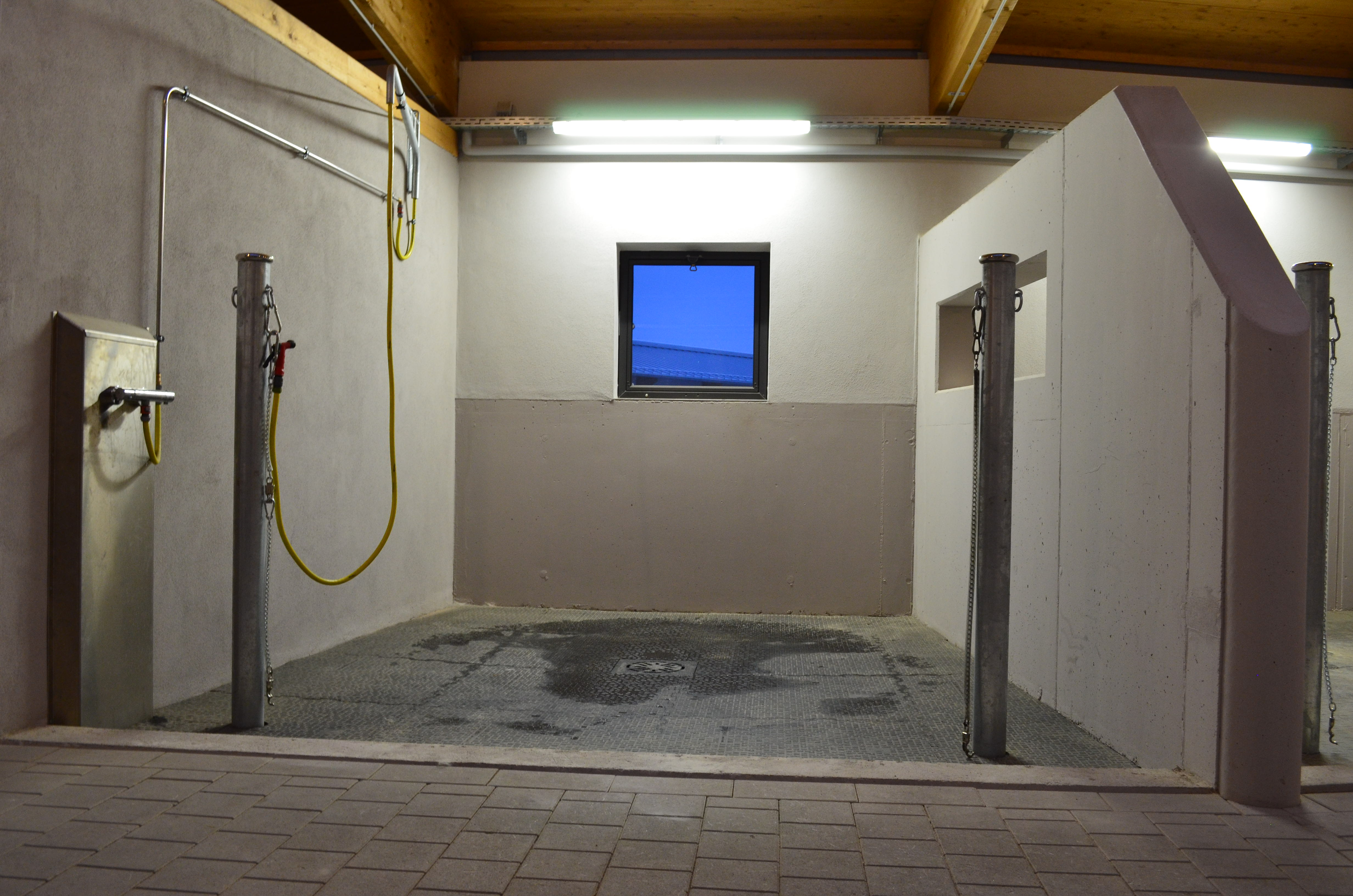 Waschbox