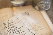 Livre de cuisine Vintage