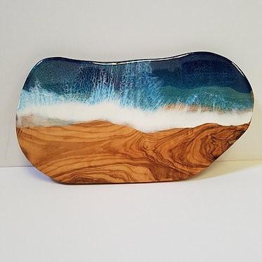 Large and Small Olivewood Cutting Boards