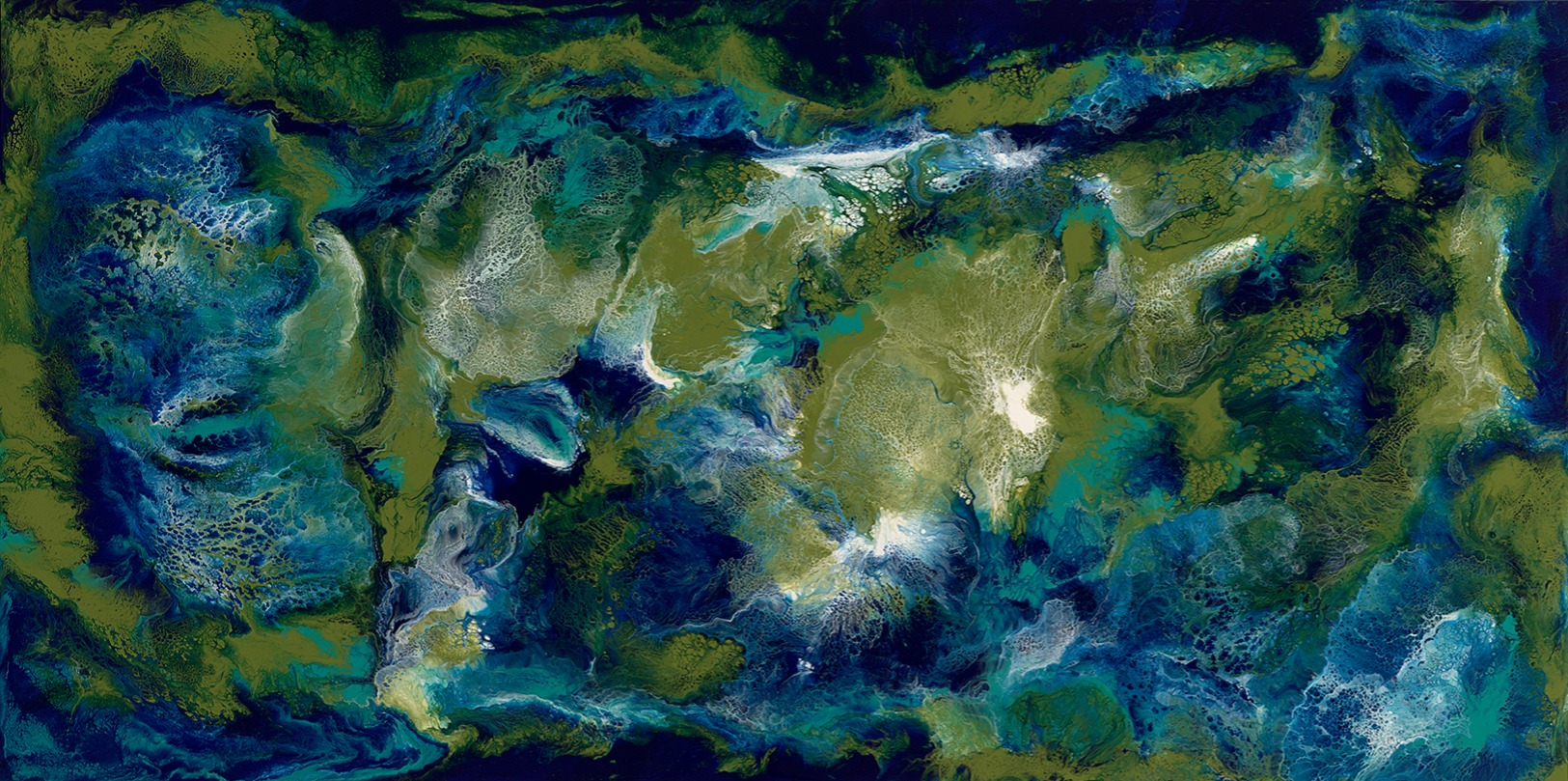 OCEAN REFLECTIONS I
