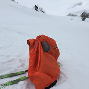 Snowy Mountains Backcountry SMBC - Bothy Bag, emergency shelter