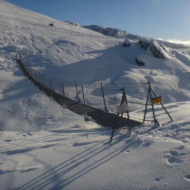 Snowy Mountains Backcountry SMBC Illawong Bridge