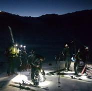 Snowy Mountains Backcountry SMBC Night Navigation