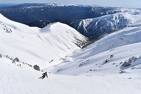 Snowy Mountains Backcountry Skiing