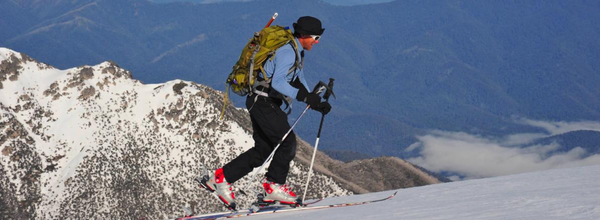 Snowy Mountains Backcountry SMBC Bindings
