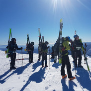 Snowy Mountains Backcountry SMBC Alpine Guides Training Course, Main Range