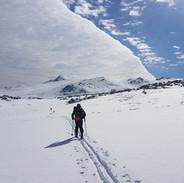 Snowy Mountains Backcountry SMBC Ski Touring to Jagungal