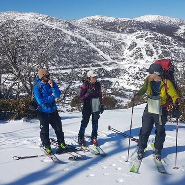 Snowy Mountains Backcountry SMBC Guthega Trig