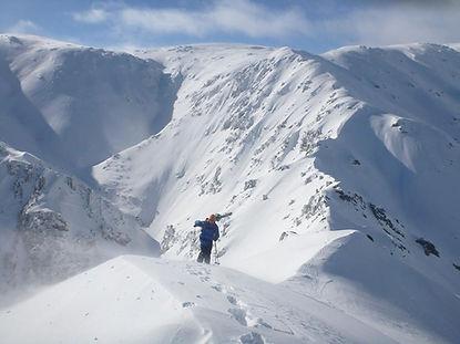 Snowy Mountains Backcountry Skiing Kosciuszko