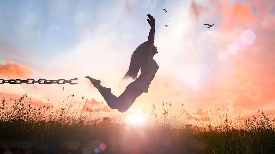 bevrijd jezelf van angsten en onzekerheid
