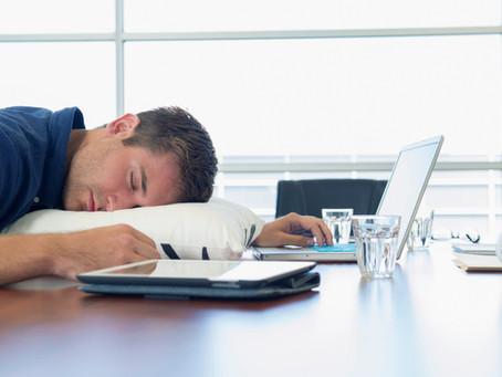 Vermoeidheid op het werk: doorbreek de vicieuze cirkel