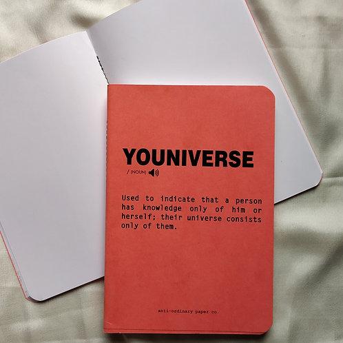 Youniverse Notepad