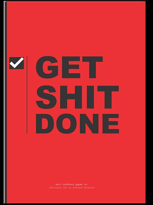 A4 Designer Ruled Notebook