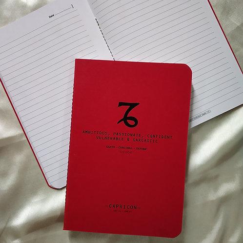 Capricon Sunsign diary