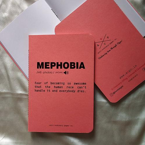Mephobia Notepad