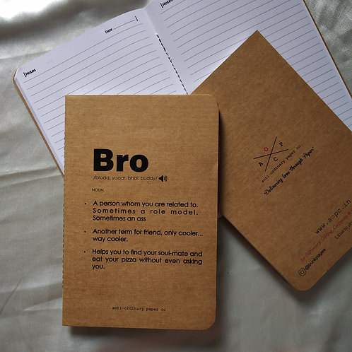 """Diary for """"brother"""""""
