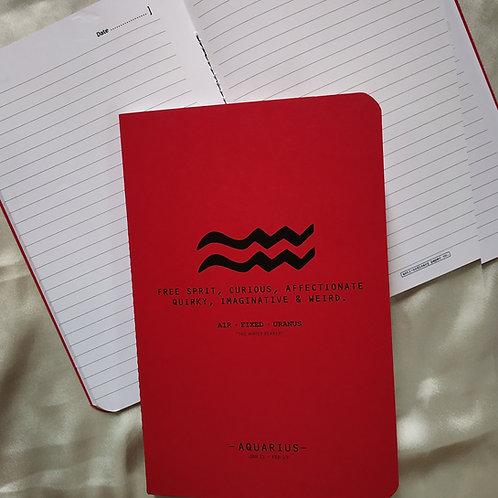 Aquarius Sunsign diary