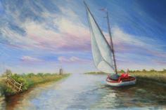 1. Sailing in Norfolk