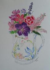 9. Summer Flowers
