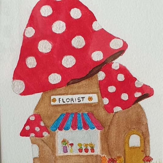 Red Toadstool Fairy Florist.jpg