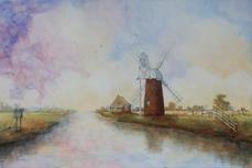 48. Windmill on the Broads