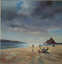 Nolan Abbott Painting of Hope Cove.jpg