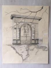 35. Haigh Hall Plantation Gate