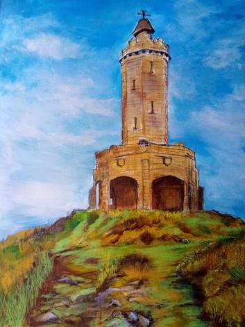 4. Darwen Tower