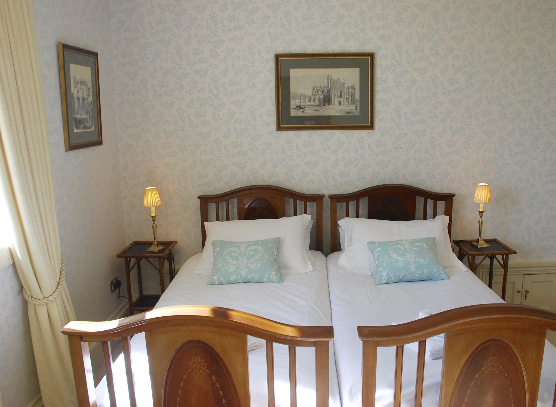 Mahogany Bedroom @Bowden House B&B