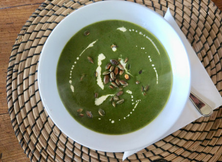 Exciting Wild Garlic Spring Recipes from Bowden House B&B