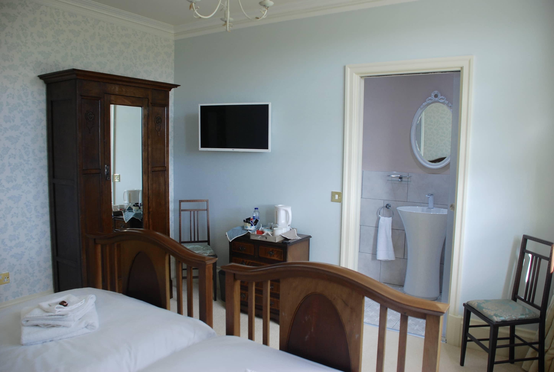 Mahogany Bedroom at Bowden House B