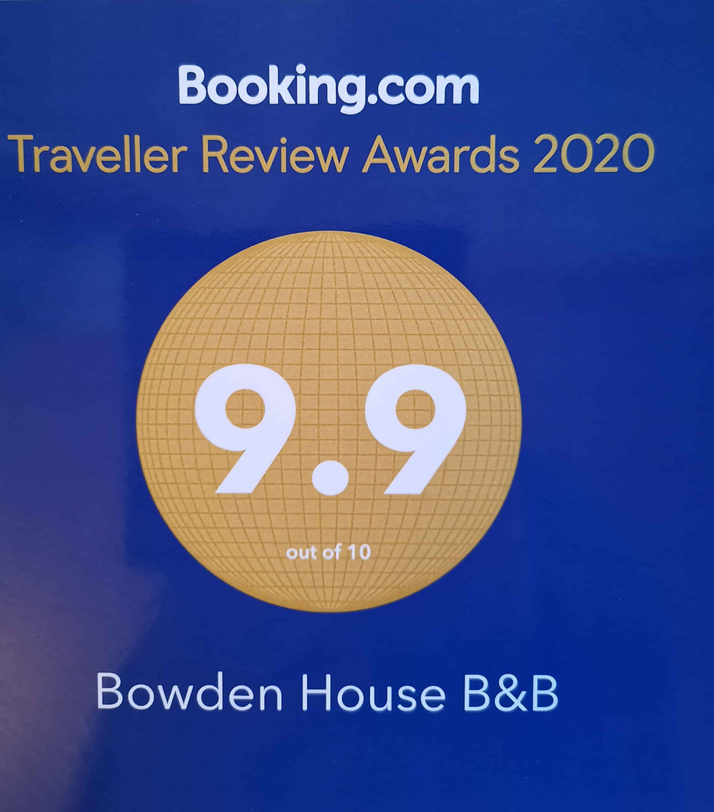 Traveller Award 2020 Booking.com