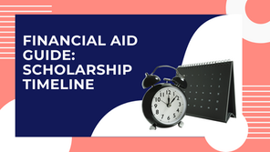 International Student Scholarship Timeline