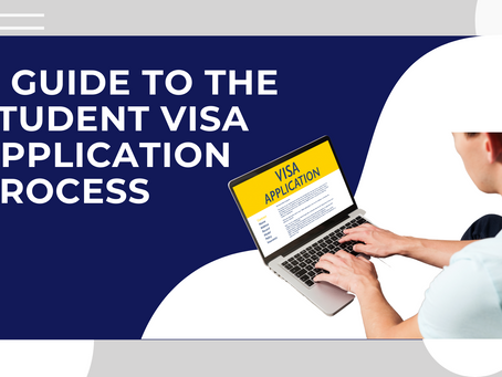 A Guide to the Student Visa Application Process