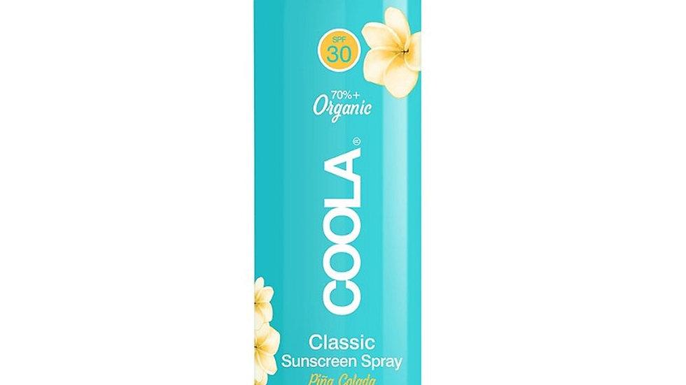 Body SPF 30 Pina Colada Sunscreen Spray