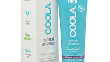 Mineral Face SPF 30 Unscented Matte Tint